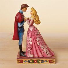 @ Marcia Moore- Finding True Love ~ Aurora Figurine by Jim Shore