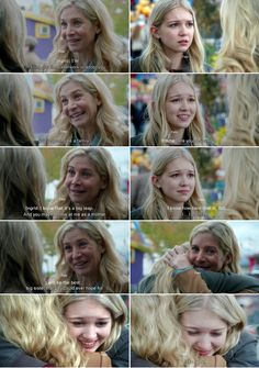 What made this entire storyline so heartbreaking was that she truly loved Emma and Elsa. :'(