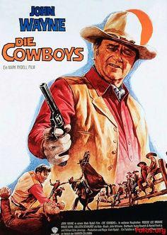 JOHN WAYNE-cine western