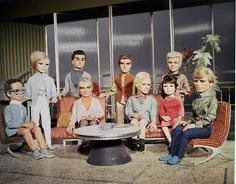 Thunderbirds Supermarionation!