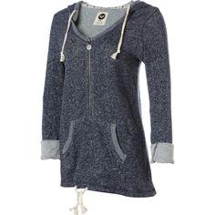 RoxyEdge Of Camp Fleece Hooded Pullover - Women's