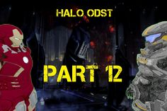 Game Buds Halo Master Chief Collection   HALO ODST  Part 12