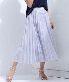 【セール】REプリーツスカート(スカート) nano・universe(ナノユニバース)のファッション通販 - ZOZOTOWN