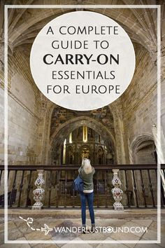 A packing list for everything you need in your carry-on bag for international travel to Europe. Long haul flights to Europe can be torture if you are not prepared. Here is a list of curated travel accessories and tips from a travel expert. Travel Medicine Kit, Travel Expert, Travel Hacks, Travel Tips, Carry On Bag Essentials, Travel Packing Checklist, Travel Abroad, Places To Travel, Europe