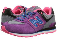 New Balance Kids 574 Outside In (Little Kid)