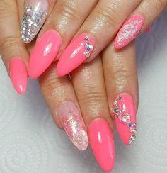 red nail art-white nail art-nail art-nail art designs-nailart-nails (33) - 51 new nail art design - Sade Kadınlar