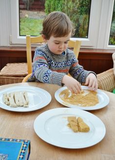 Spiced Tofu Fingers - a fabulously simple dish for kids to make. #vegan #tofu use herbamare for seasoning