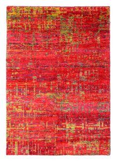 Teppich Fußboden Design Maharani Magma 200cm x 290cm Seide, Viskose, Polyester Kayoom http://www.amazon.de/dp/B015D0NU44/ref=cm_sw_r_pi_dp_qsIlwb19DGN5G