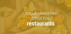 Nowadays people have so many options to choose from and only out of the box Creative Marketing Ideas can get you to notice. Restaurant Marketing Strategies, Marketing Ideas, Make Money Online, How To Make Money, Cooking Contest, Basic Needs, Word Out, Fun Events, Love Is Free