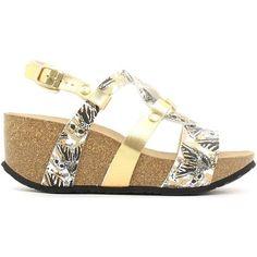 Desigual 61hs5f6 Wedge Sandals Frauen