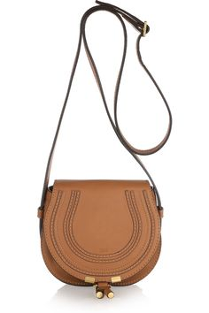 Chloe- Marcie leather shoulder bag