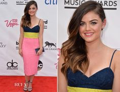 Lucy Hale In Alex Perry - 2014 Billboard Music Awards » Red Carpet Fashion Awards