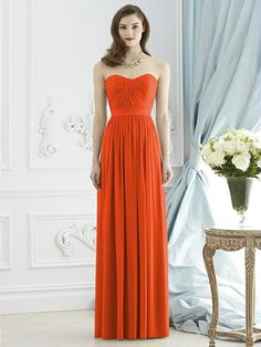 Dessy Collection Style 2943 - Topaz | The Dessy Group