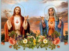 ♥  ♡  Sagrado Corazón de Jesús - Inmaculado Corazón de María  #CorazónInmaculadoDeMaría    Consagración al Inmaculado Corazón de María kryzalida.blogspot.com PREPARACIÓN PARA LA CONSAGRACIÓN al SAGRADO CORAZÓN de JESÚS y al INMACULADO CORAZÓN de MARÍA ORACIONES INCLUIDAS: (En el orden en que se van rezando. Se recomienda ver la guía completa disponible en pdf en enlaces)
