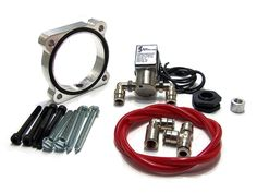 Click to Visit Button and get more information about VW/TT 1.8T & 2.0l 8v Dual Nozzle Mount Package