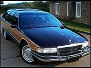 1996 Buick Roadmaster Station Wagon, Limited Edition Dad loves his stationwagon