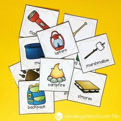 [orginial_title] – Larissa Nierenberg FREE Camping Syllable Sort Activity for Kindergarten FREE Camping Syllable Sort Activity Printables! Use them in your homeschool, traditional classroom, in small groups or centers. Perfect for kindergarten or grade! Sorting Activities, Camping Activities, Camping Crafts, Preschool Camping Theme, Preschool Circus, Kindergarten Classroom, Kindergarten Activities, Classroom Themes, Camping Organization