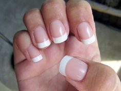 Nail Yourself: Tip: Glue On Nails
