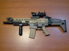 FN SCAR | Fn Scar H