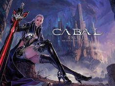 Warrior - Cabal Online