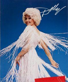 Dolly in London 1982