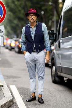 Street Style: Milan Fashion Week SS15 - Image 39