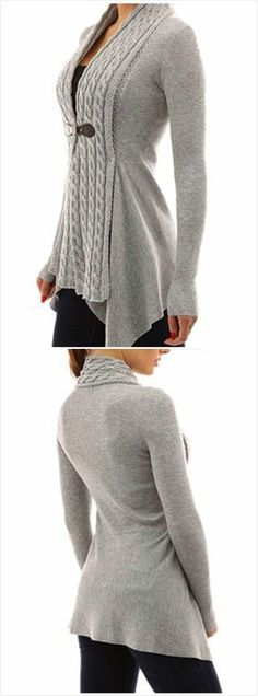 Love the slim fit of this sweater. Any other colors? Grey is not the best for me.