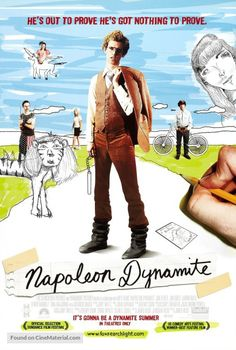 Napoleon+Dynamite+theatrical+poster