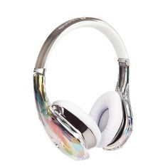 Diamond Tears Edge On-Ear Headphones by Monster, OMG I NEEED THESE!!!!