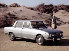Alfa Romeo 1750 Berlina (1969)
