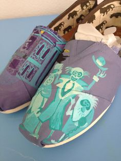 Walt Swifty Shoes!!!!!!!!  Haunted Mansion shoes!!!  LOVE them!