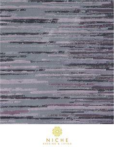 Horta Lilac Fabric.