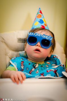 Mr. One-derful by iStoleYourShiny: Baby Hipster! #Photography #Birthday #Baby