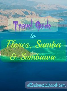 Your travel guide to Flores, a place of beauty like its name which means flower in Portuguese. As part of the Lesser Sunda Islands, it is home to the last dragon on Earth, the Komodo Dragon in the Komodo National Park, a UNESCO World Heritage Site. | http://allindonesiatravel.com