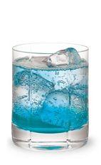 Blue Velvet Ingredients 2 Parts Pucker® Island Punch Schnapps 1 Part DeKuyper® Triple Sec 1 Part Pinnacle® Vodka Splash of Cranberry Juice Splash of Lime Juice How To Build over ice, stir gently, and serve. Garnish with lime wedge. Fizz Drinks, Blue Drinks, Party Drinks, Cocktail Drinks, Mixed Drinks, Cocktail Recipes, Alcoholic Drinks, Cocktail Ideas, Fruity Drinks