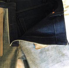 Rest Denim custom jeans