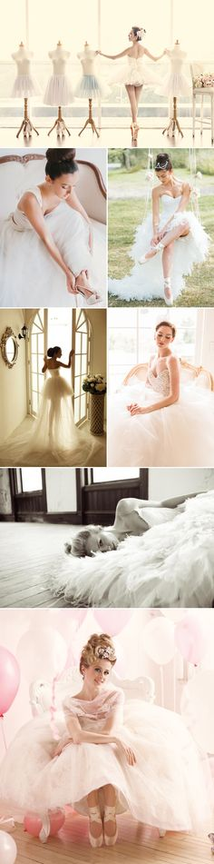 Anything that has to do with ballet evokes romance.  When ballet and weddings collide, the outcome is serious beauty overload with dreamy details.  This is why we love ballerina brides so much!  We always have trouble taking our eyes off of ballet inspired wedding photos, because they conjure up thoughts of femininity, beauty, and love.   …