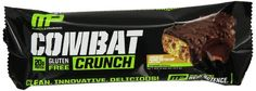 Muscle Pharm Combat Crunch Supplement, Chocolate Peanut Butter Cup, 2.22oz.- 12…