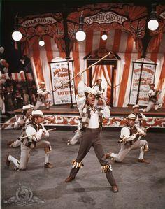 Dick Van Dyke in Chitty Chitty Bang Bang, love this old movie