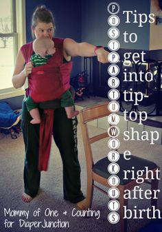 Fitness: The Postpartum Workout