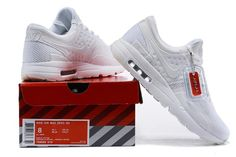 the new NIKE AIR MAX ZERO, which combines design details from NIKE classics such as the SOCK RACER, AIR HUARACHE and AIR MAX 1. Available in size 7-12. Please specify size at checkout.