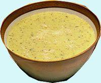 Receta de Tzatziki o sopa fria de pepinos