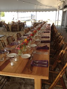 Table And Chair Rentals In Delaware Ikea Foldable Chairs 27 Best De Tents Drapes Floors Decor Images Wedding Irlss Farm With Amethyst Napkins Wildflowers Mason Jars
