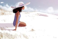 Home for the holidays. by PascalCampion.deviantart.com on @DeviantArt