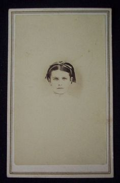 American Civil War CDV Photograph Tax Stamp Dansville New York Girl Old Photography, Children Photography, Old Images, Old Pictures, Antique Photos, Vintage Photos, Stella Rose, New York Girls, American Civil War