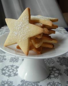 Petits biscuits de Noël n°11 : Sablés de Noël aux amandes de Christophe Felder