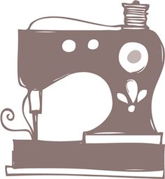 Image result for sewing machine clip art