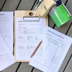 Printables to keep you organised Printable Planner, Printables, Room Planner, Free Design, Digital Prints, Graphic Design, Planners, Organisation, Fingerprints