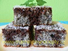 Šťouchaná kefírovka Czech Recipes, Kefir, Baking Recipes, Cooking, Sweet, Top, Cuisine, Kochen, Cake Recipes
