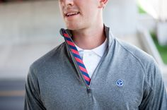 Volunteer Traditions | Tristar Pullovers @voltrad $89 http://www.volunteertraditions.com/collections/new/products/tristar-sport-pullovers
